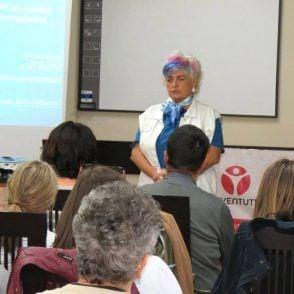 Az üvegfalon innen és túl – Béres Mária gyógypedagógus előadása