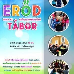 ERŐD – Iskolai erőszakmegelőző tábor az iskolán kívül