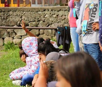 ERŐD – Iskolai erőszakmegelőző tábor