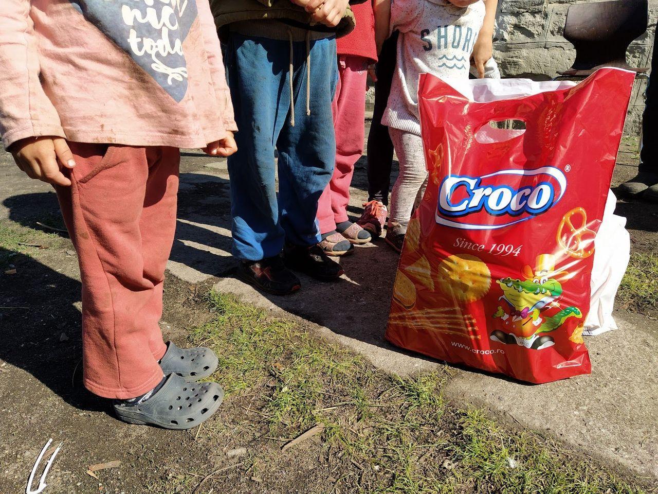 Élelmiszert az éhező gyerekeknek-Átadtuk az adományokat, másodszor is