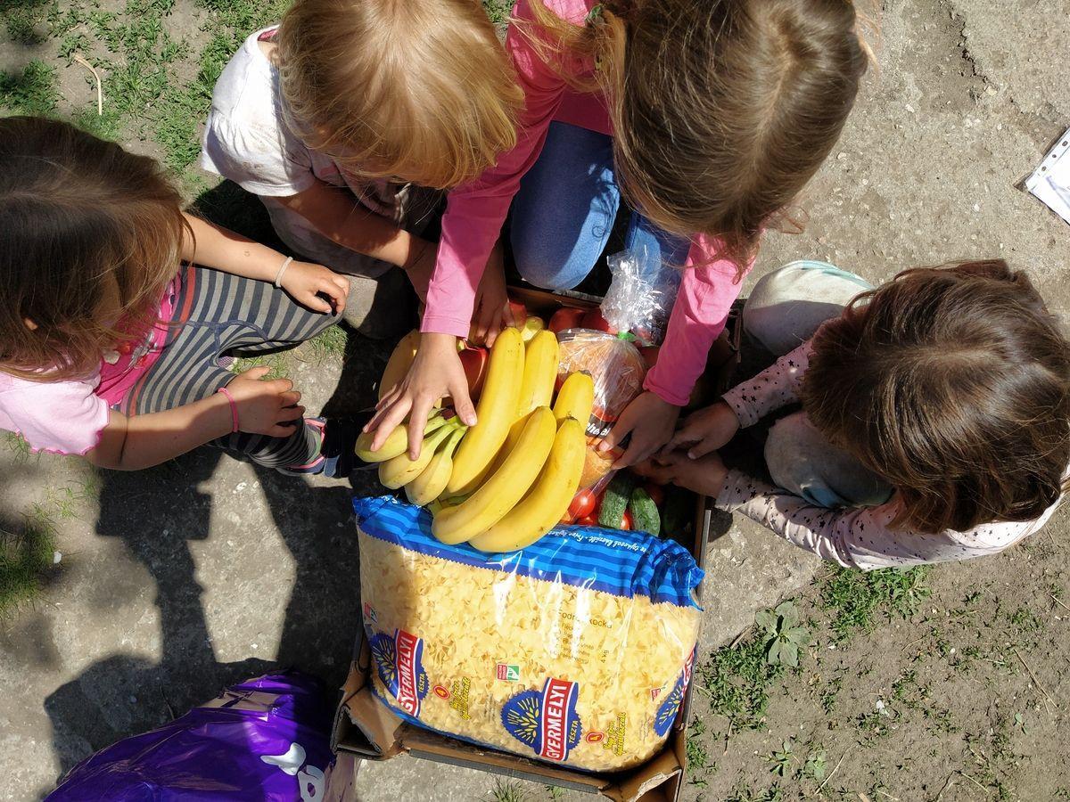Eredményes összefogás: az Élelmiszert az éhező gyerekeknek! akció harmadik alkalommal is sikerrel zárult