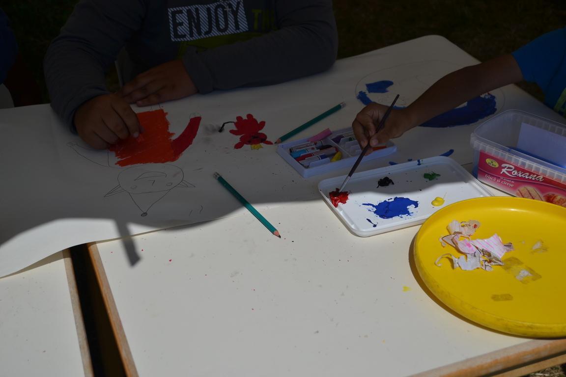 Dráma- és művészetpedagógiai tábor Csíksomlyón